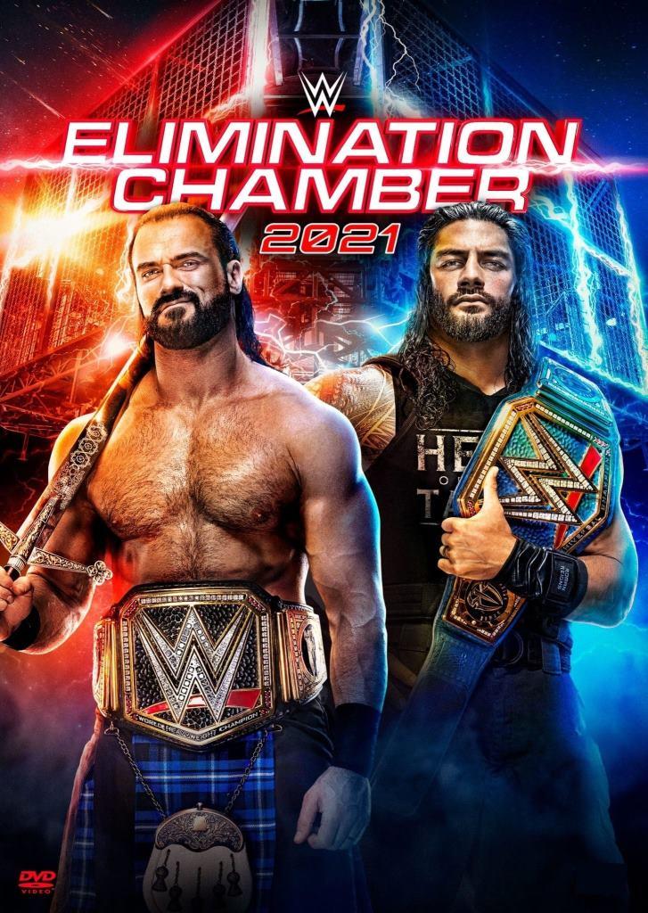 WWE Elimination Chamber (2021) HD 1080p Latino