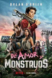 Amor y Monstruos (2020) HD 1080p Latino