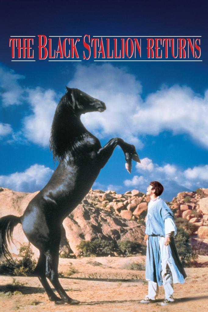 El regreso del corcel negro (1983) HD 1080p Latino