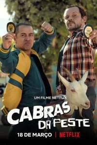 Mas locos que una cabra (2021) HD 1080p Latino