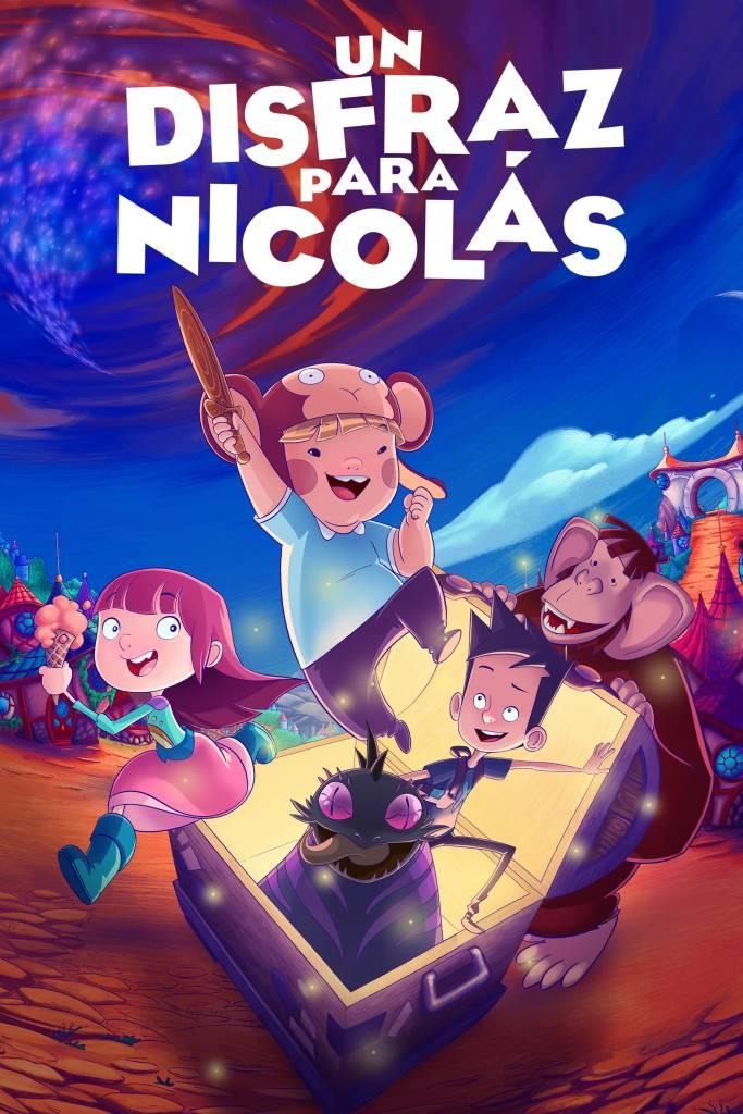 Un disfraz para Nicolás (2020) HD 1080p Latino