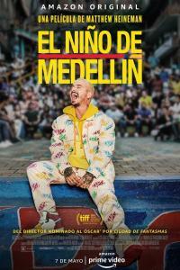 El niño de Medellín (2020) HD 1080p Latino