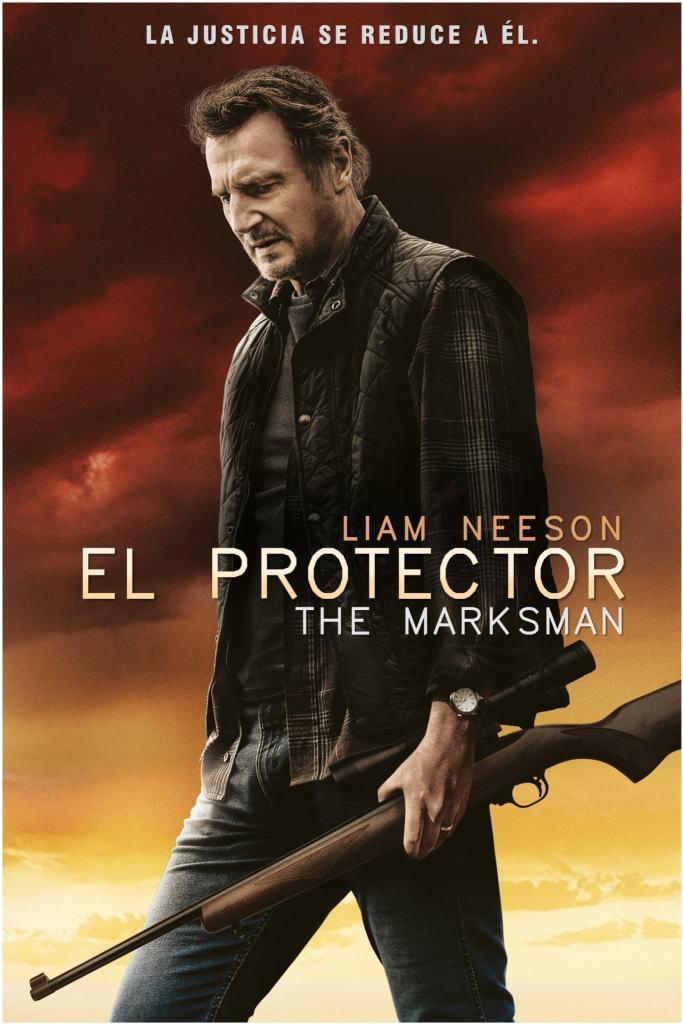 El protector (2021) HD 1080p Latino