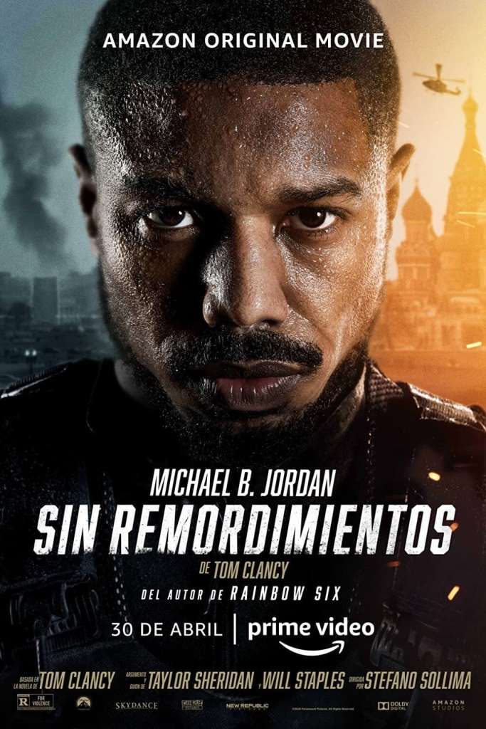 Sin remordimientos (2021) HD 1080p Latino