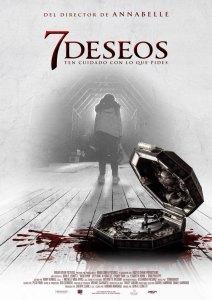 7 deseos (2017) HD 1080p Latino