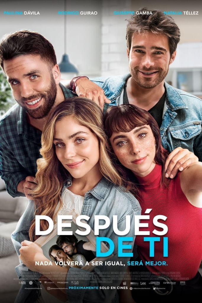 Después de ti (2021) HD 1080p Latino