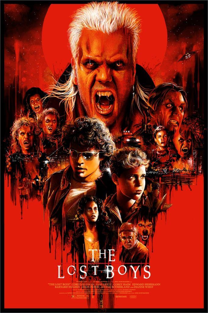 Los muchachos perdidos (1987) HD 1080p Latino