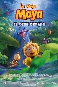 Maya y el Orbe Dorado (2021) HD 1080p Latino