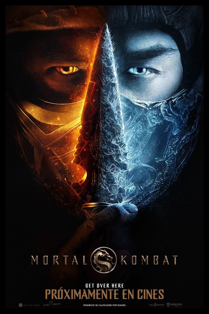 Mortal Kombat (2021) HD 1080p Latino