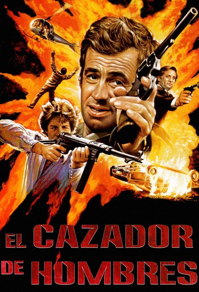 Cazador de hombres (1986) HD 1080p Latino