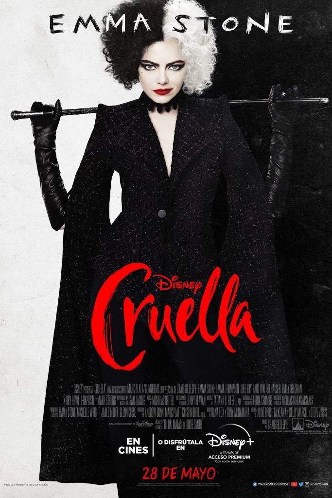 Cruella (2021) HD 1080p Latino