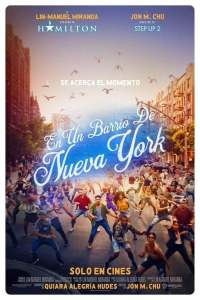 En un barrio de Nueva York (2021) HD 1080p Latino