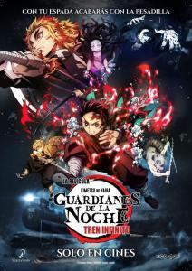 Guardianes de la Noche: Tren infinito (2020) HD 1080p Latino