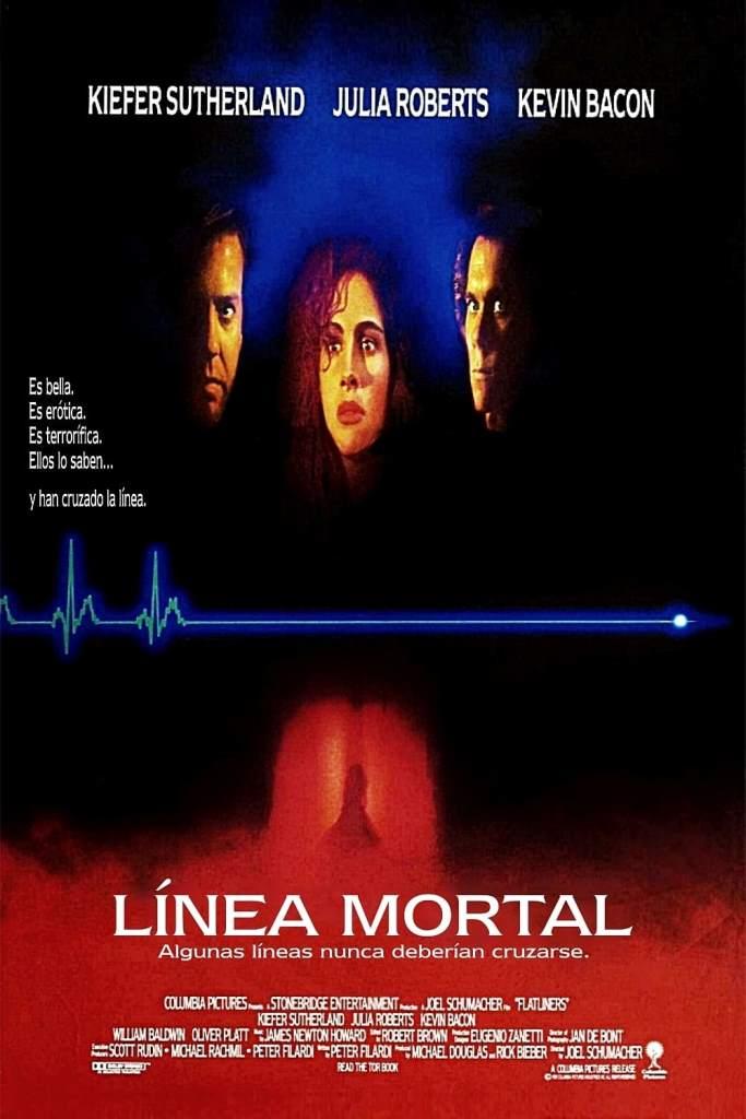 Línea mortal (1990) HD 1080p Latino