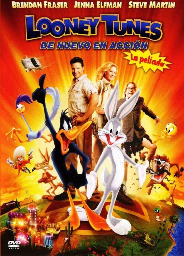 Looney Tunes: De nuevo en acción (2003) HD 1080p Latino