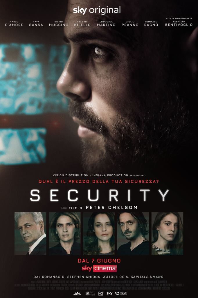 Seguridad (2021) HD 1080p Latino
