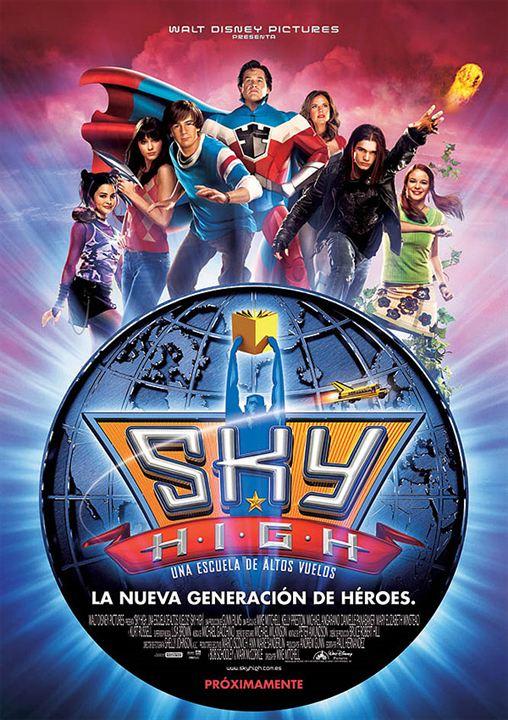 Sky High, una escuela de altos vuelos (2005) HD 1080p Latino