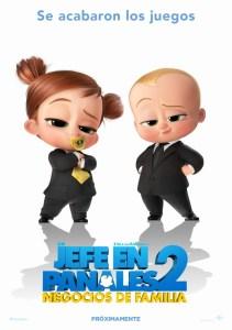 Un jefe en pañales 2: Negocios de familia (2021) HD 1080p Latino