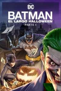 Batman: El Largo Halloween, Parte 1 (2021) HD 1080p Latino