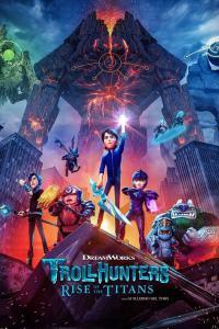 Trollhunters: El despertar de los titanes (2021) HD 1080p Latino