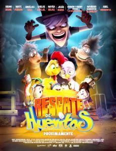 Un rescate de huevitos (2021) HD 1080p Latino