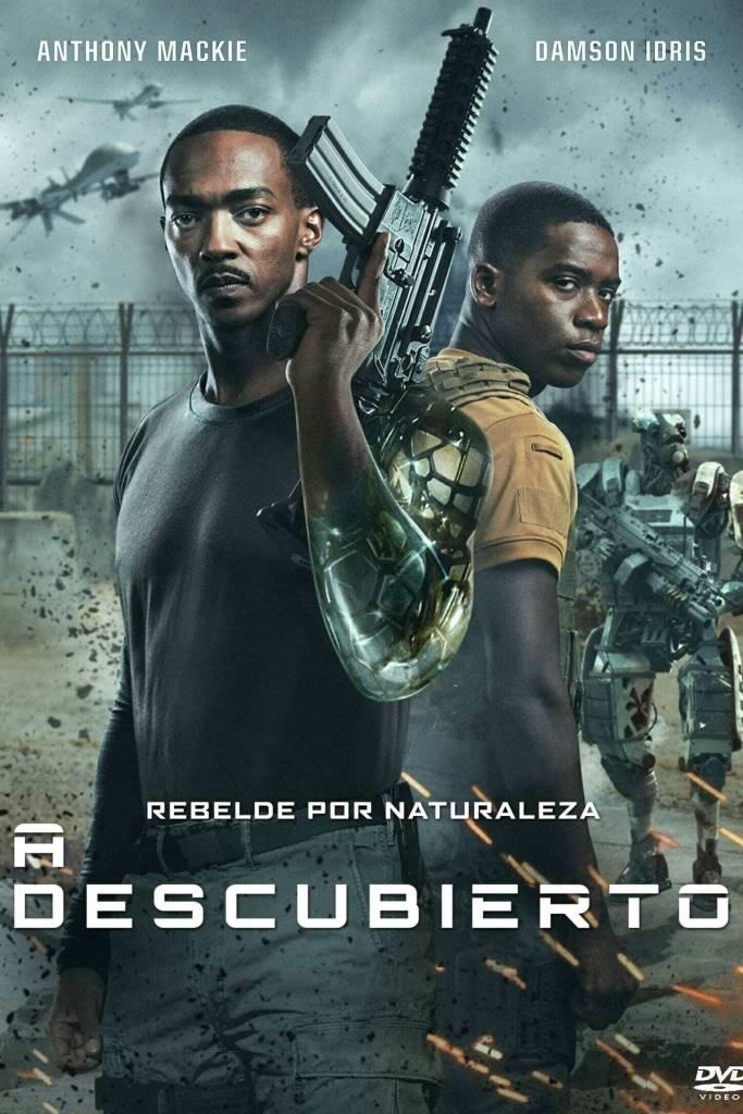 A descubierto (2021) HD 1080p Latino