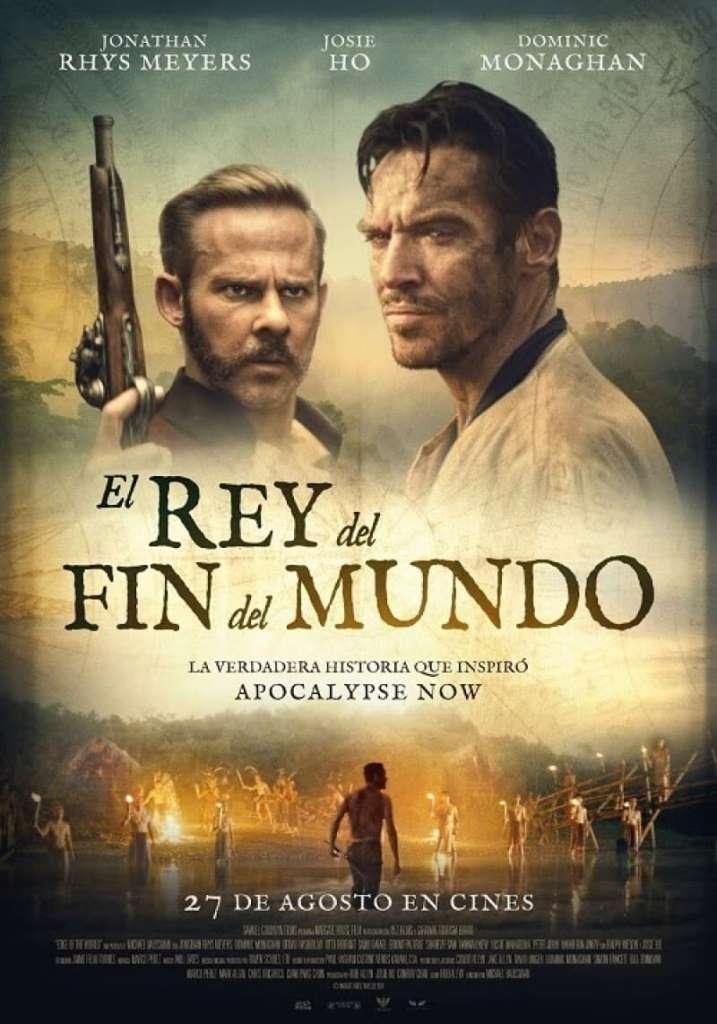 El rey del fin del mundo (2021) HD 1080p Latino