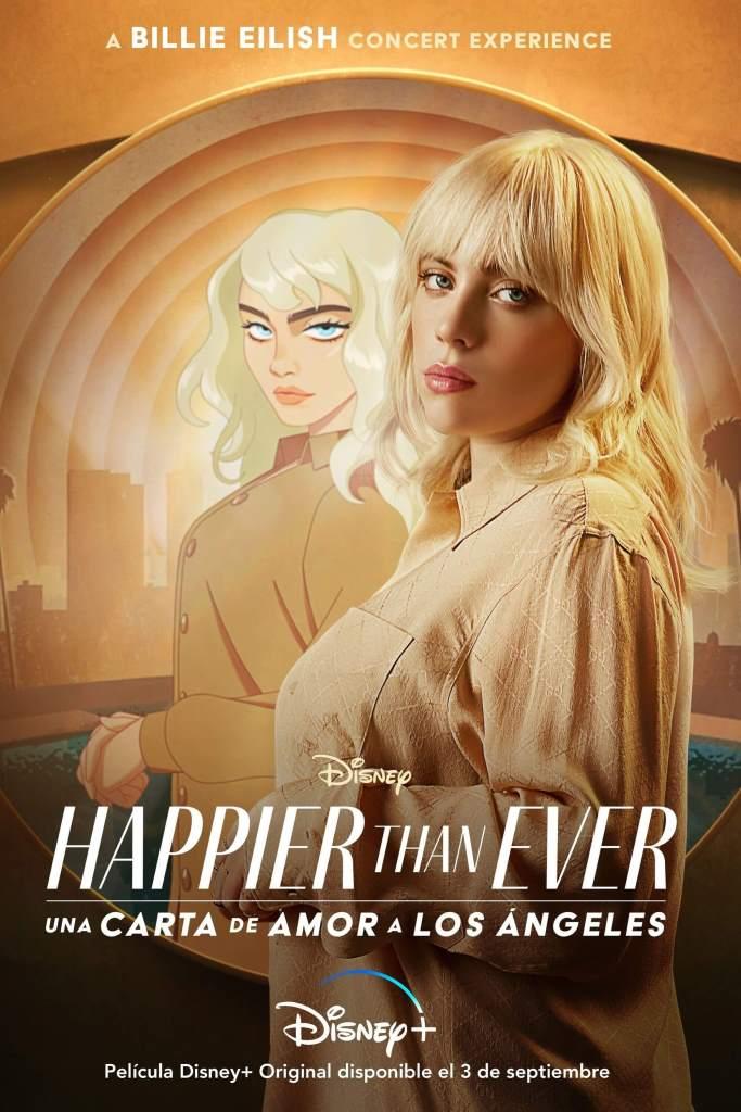 Happier Than Ever: Una carta de amor a Los Ángeles (2021) HD 1080p Latino