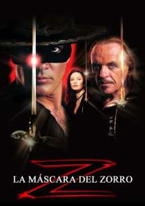 La máscara del Zorro (1998) HD 1080p Latino