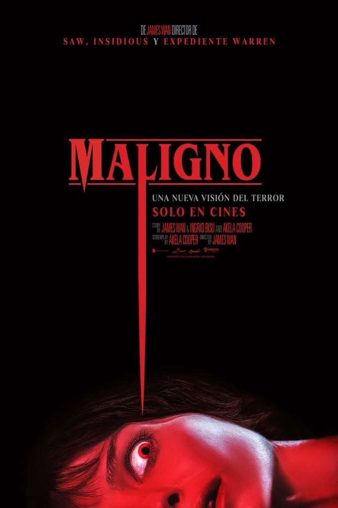 Maligno (2021) 4K Ultra HD Latino