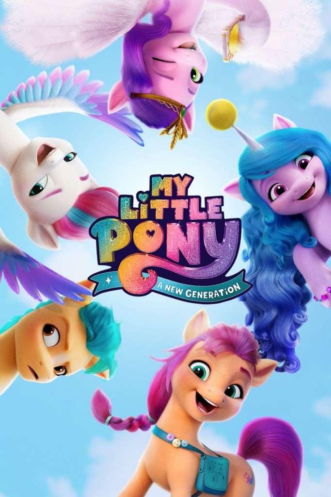 My Little Pony: Una nueva generación (2021) HD 1080p Latino