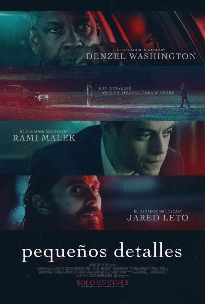 Pequeños detalles (2021) HD 1080p Latino