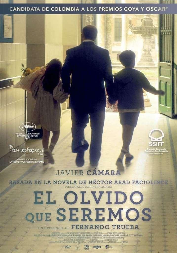 El olvido que seremos (2020) HD 1080p Latino