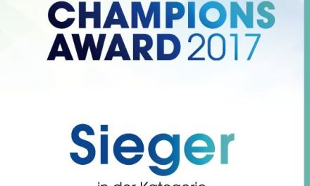 Endress+Hauser ist digital champion 2017