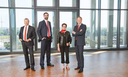 New board team of the Westfalen Group