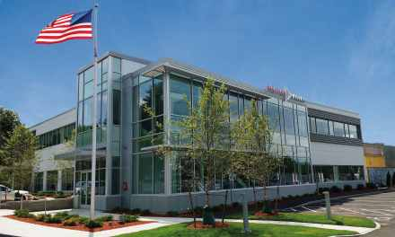 Pfeiffer Vacuum with new building in USA