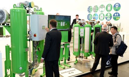 Comvac - leading international trade fair for compressed air and vacuum technology - is growing