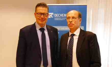Klaus Schäfer takes over the chair of Dechema