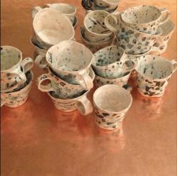 bettyceramix custom hand-crafted mugs