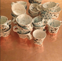 bettyceramix custom hand-crafted mugs
