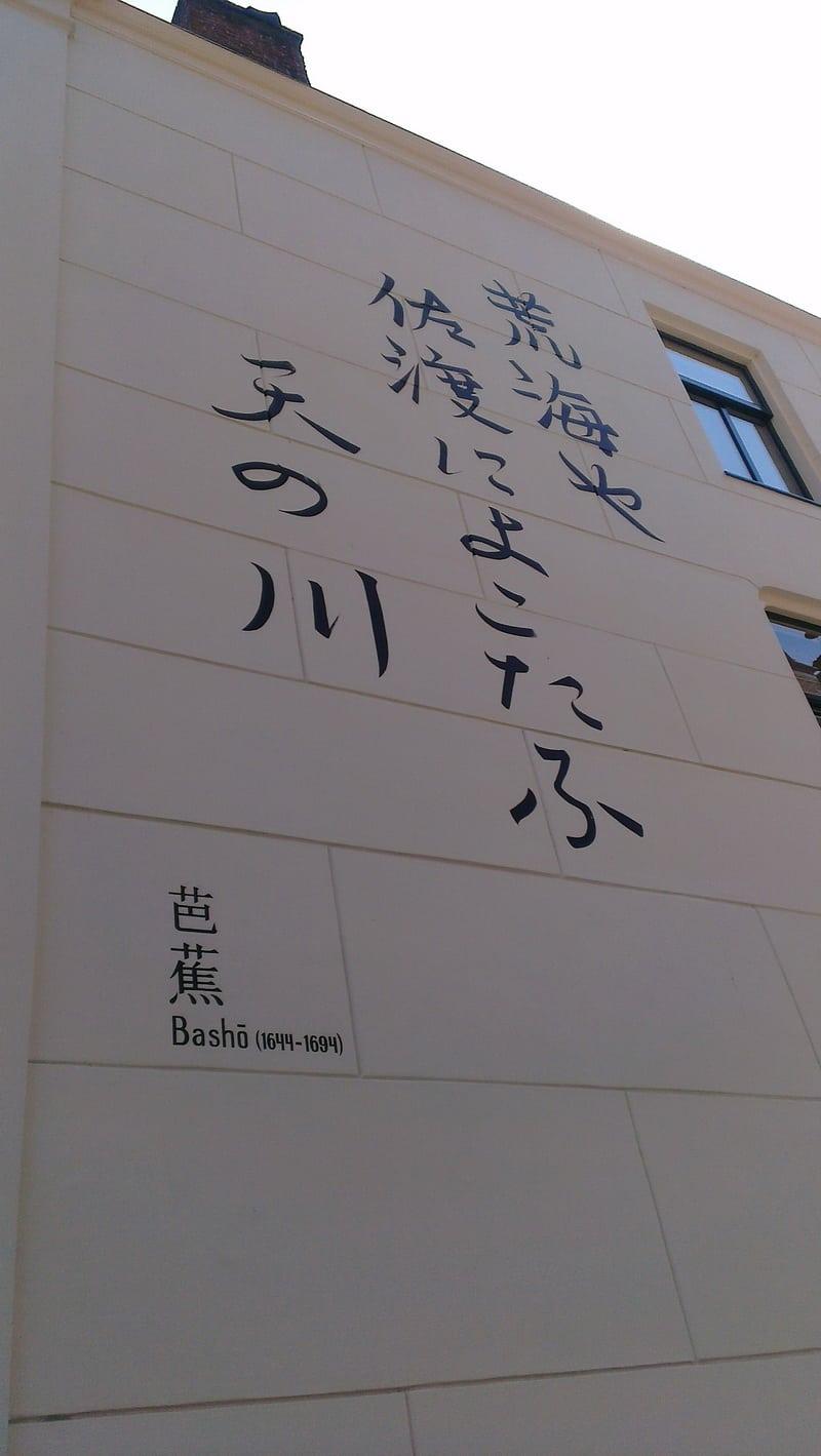 Een woedende zee! (Matsuo Basho) (3)