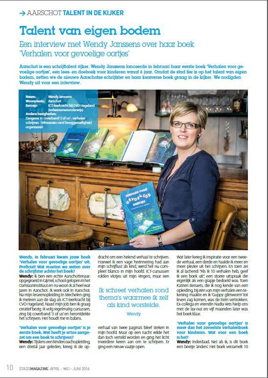 interview stadsmagazine 1