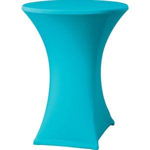 Statafel rok licht blauw