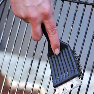 Schoonmaak kosten bakplaat barbecue (meerprijs)