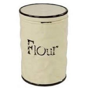 Barattolo contenitore farina