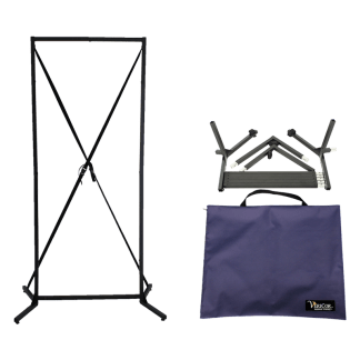Portable-Stand-for-MC-UMO -- MC-SUMO Assembled and Unassembled