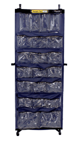 Empty Upright Medical Organizer (UMO) - Medical Cases