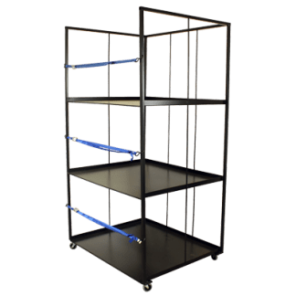 Rolling-Rack-for-Beds-(customized-for-1-30-beds) -- RR-CBR