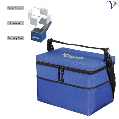 Cool Cube™ 08 Blood Products Transport Cooler at Fridge Temps 050918