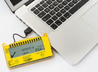 TM-FRIDGETAG2 w comp - Temperature Monitoring Device